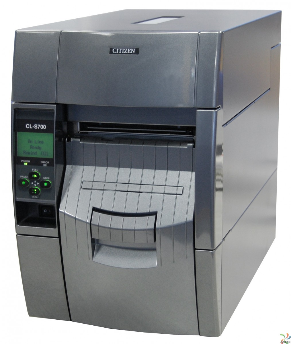 Принтер этикеток Citizen CL-S703R (300 dpi)