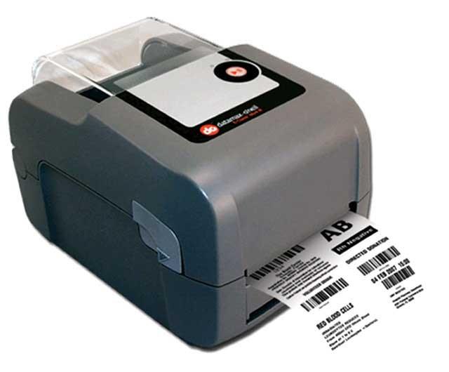 Принтер этикеток Datamax E-4205A Mark III, Tермотрансферный