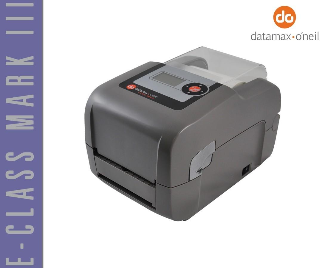 Принтер этикеток Datamax E-4206P Pro Mark III, термотрансферный