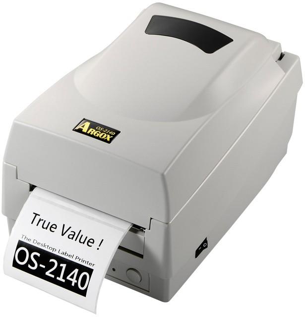 Принтер этикеток Argox OS-2140-SB термотрансферный