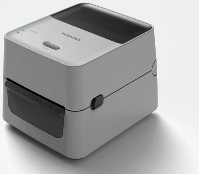 Принтер этикеток Toshiba B-FV4D (300 dpi)