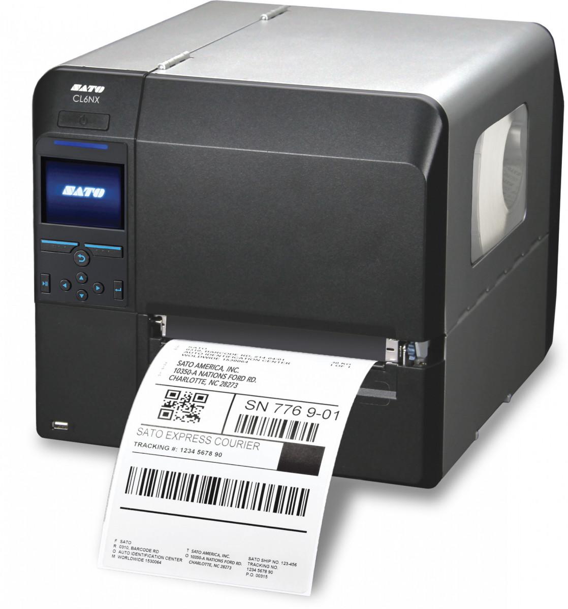 Принтер этикеток SATO CL6NX 203dpi