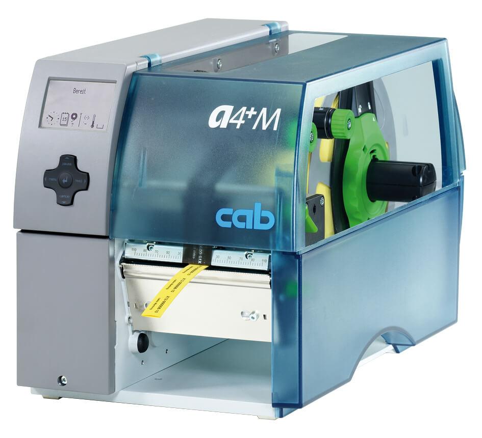 Принтер этикеток CAB A4+M/300