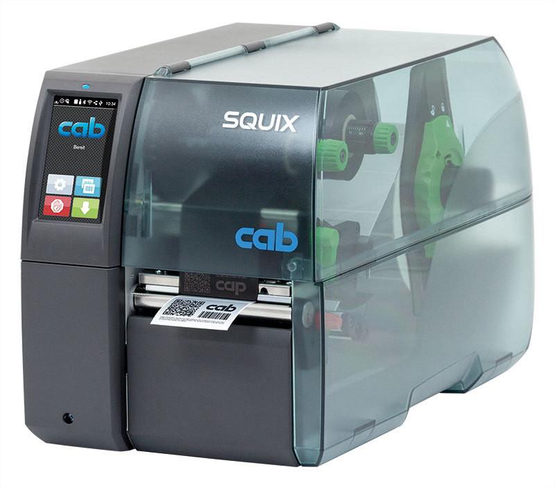 Принтер этикеток CAB SQUIX 4/300М