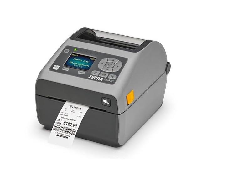 Принтер этикеток Zebra ZD620 (300 dpi) термотрансферный