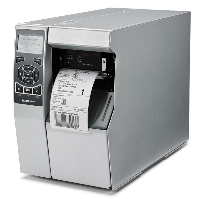 Принтер этикеток ZEBRA ZT510 (203 dpi)