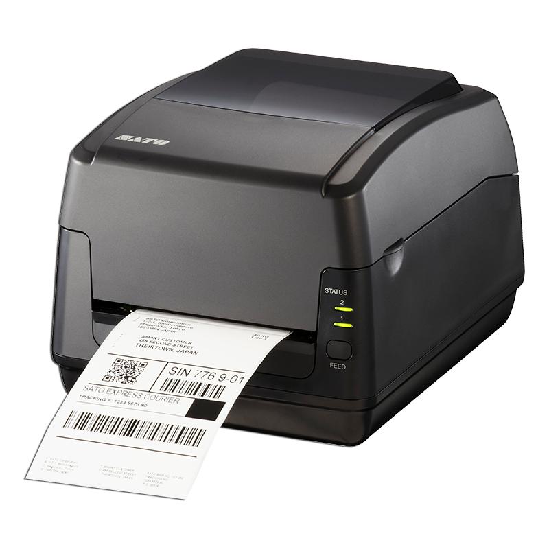 Принтер этикеток SATO WS412TT-STD (USB, LAN и RS232C), термотрансферный, 300 dpi