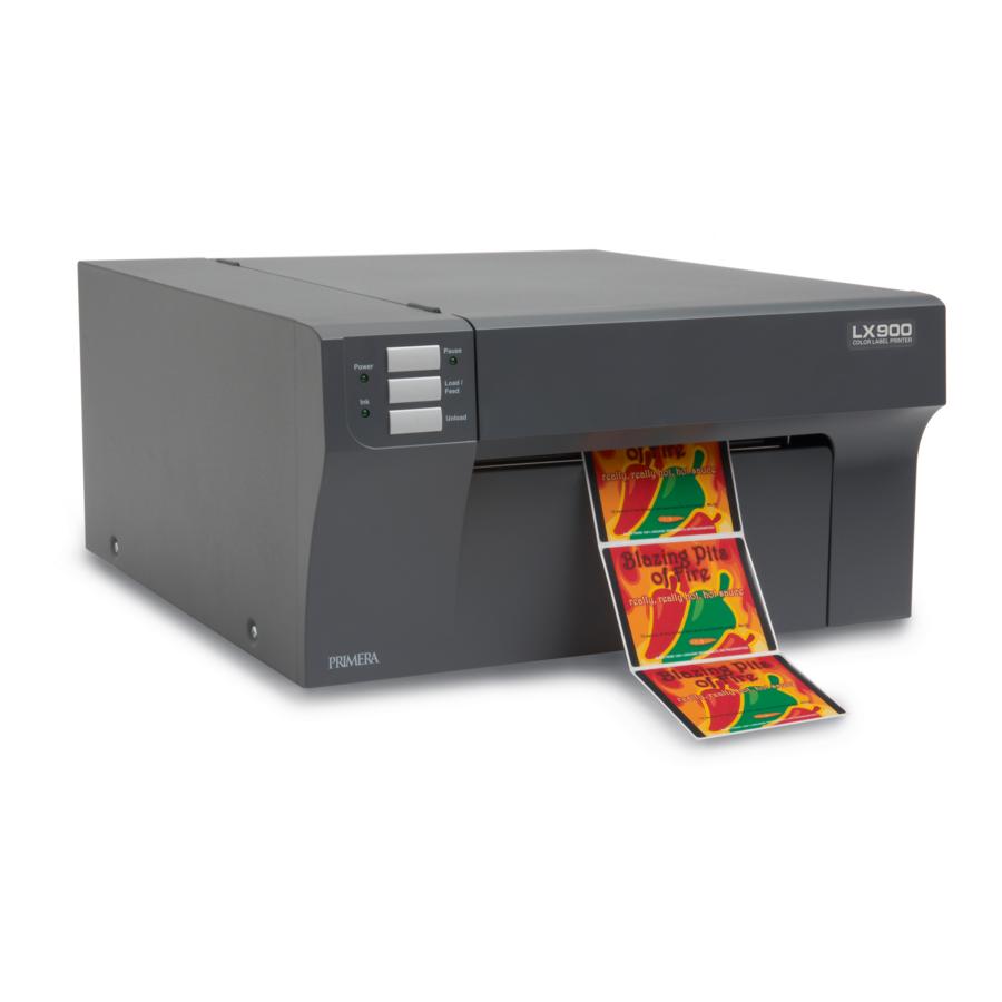 Принтер этикеток Primera LX900