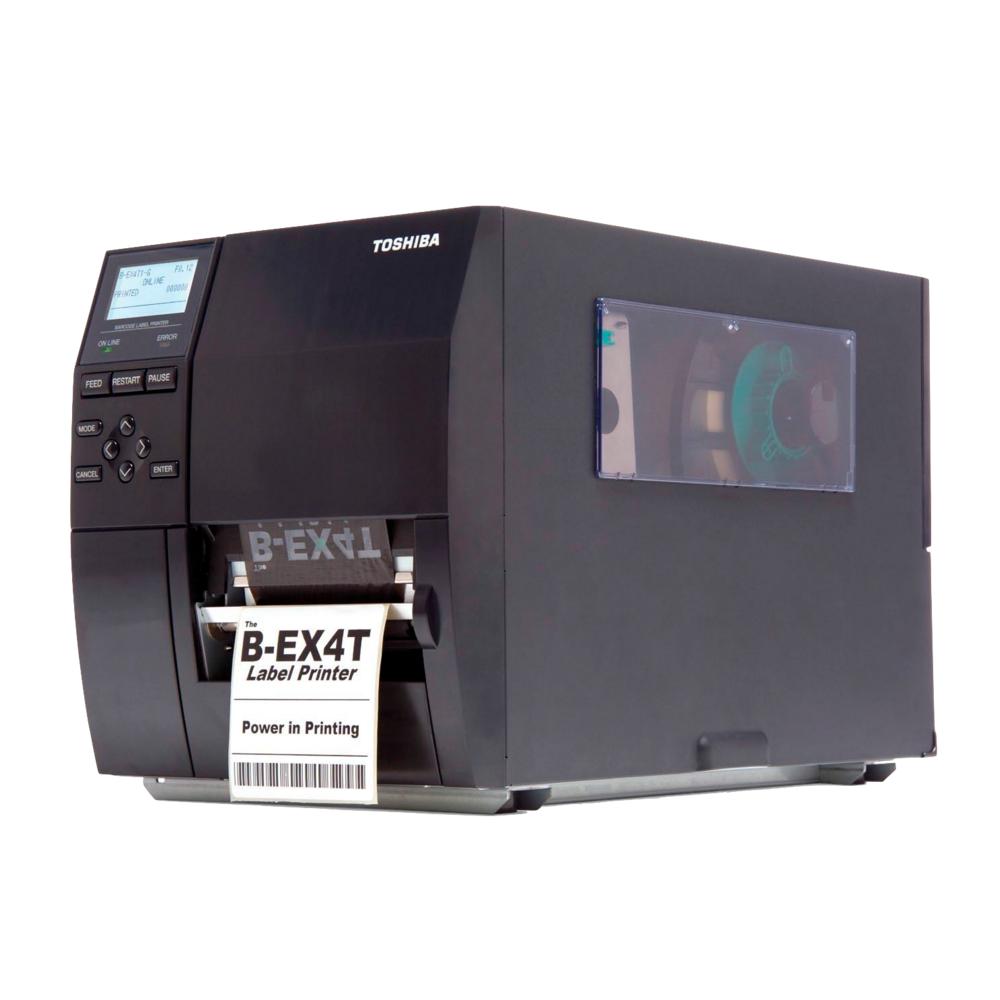 Принтер этикеток Toshiba B-EX4T2 600dpi