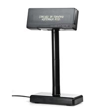 Дисплей покупателя Атол ZQ-VFD2300 USB черный, зеленый светофильтр