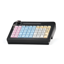 Программируемая клавиатура Атол KB-50-U черная c ридером магнитных карт на 1-3 дорожки