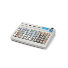 Программируемая клавиатура Атол KB-60- белая / черная c ридером магнитных карт на 1-3 дорожки