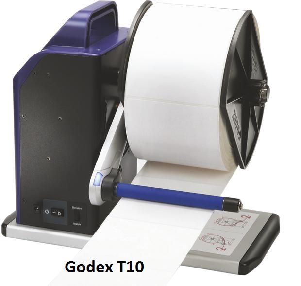 Смотчик этикеток Godex T10