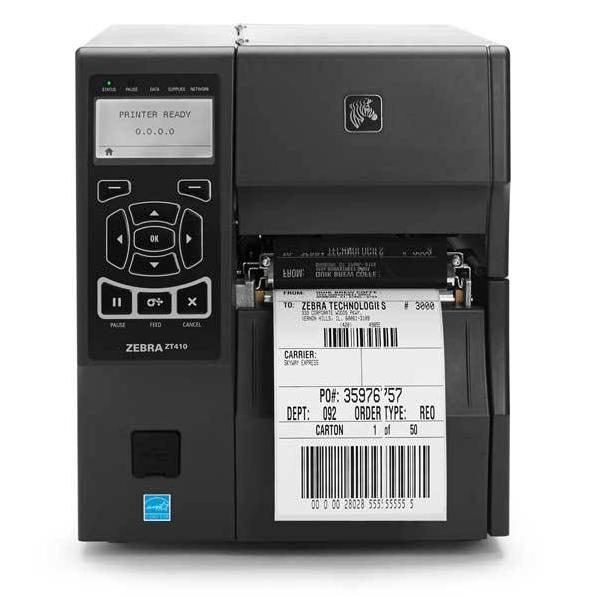 Принтер этикеток Zebra ZT410 TT (203 dpi)