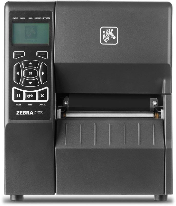 Принтер этикеток Zebra ZT230 Термо (203 dpi)