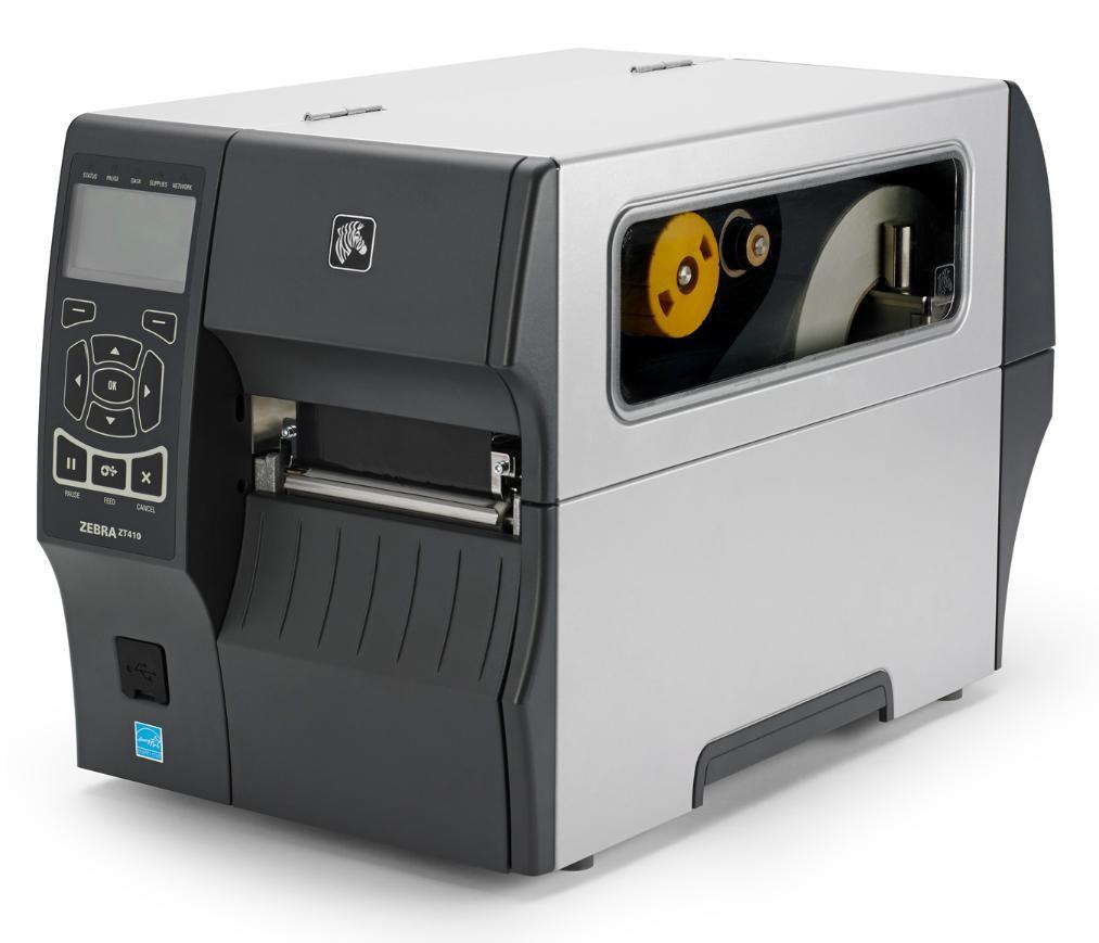 Принтер этикеток Zebra ZT410 (600 dpi)