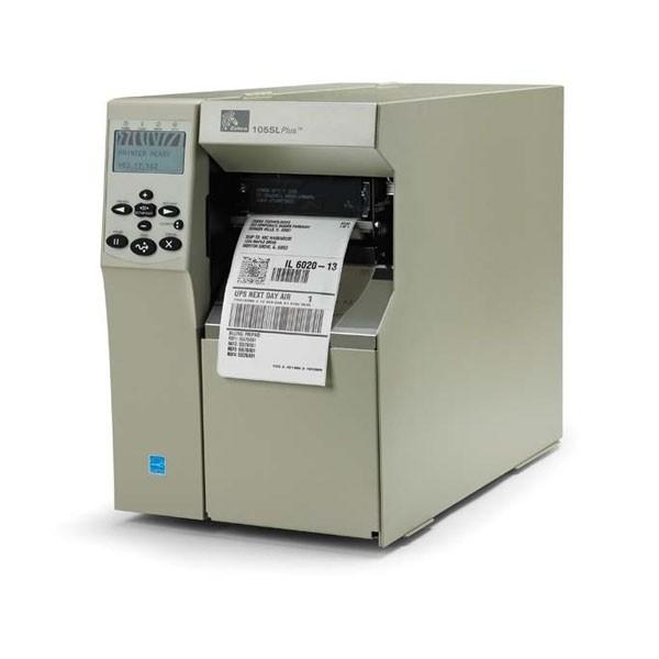 Принтер этикеток Zebra 105SL Plus