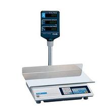 Электронные торговые весы CAS AP-1 30M BT (увеличенная платформа)