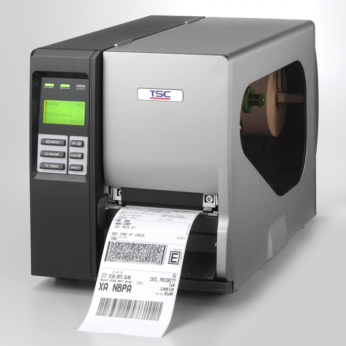 Принтер этикеток TSC TTP-344M Pro PSU 300dpi