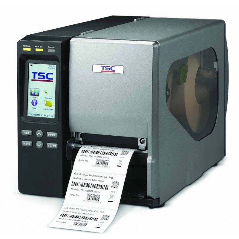 Принтер этикеток TSC TTP-346MT PSU 300dpi