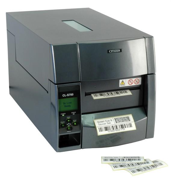 Принтер этикеток Citizen CL-S703 (300 dpi)